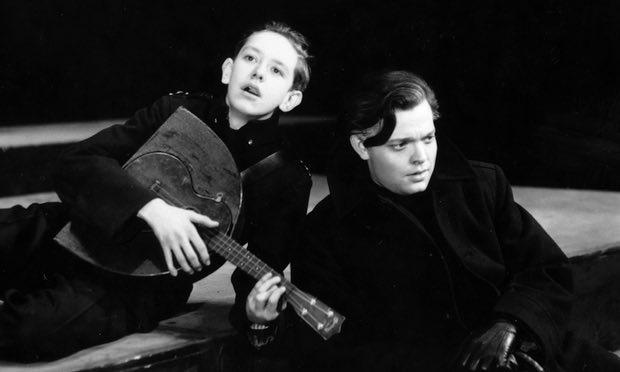 Orson Welles as Brutus