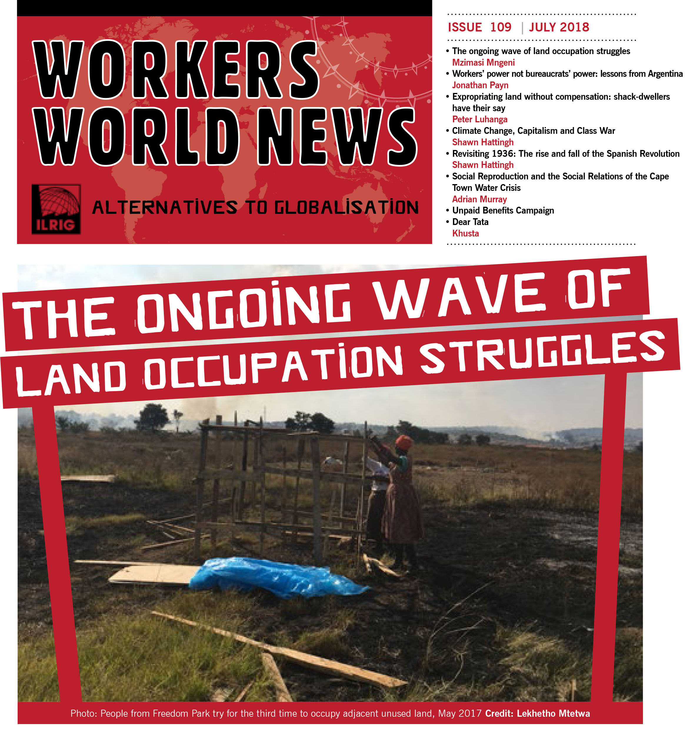 workers world news