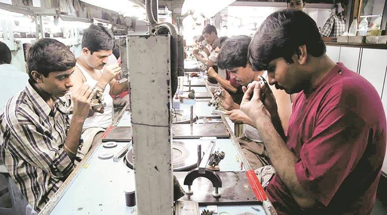 indian diamond cutters