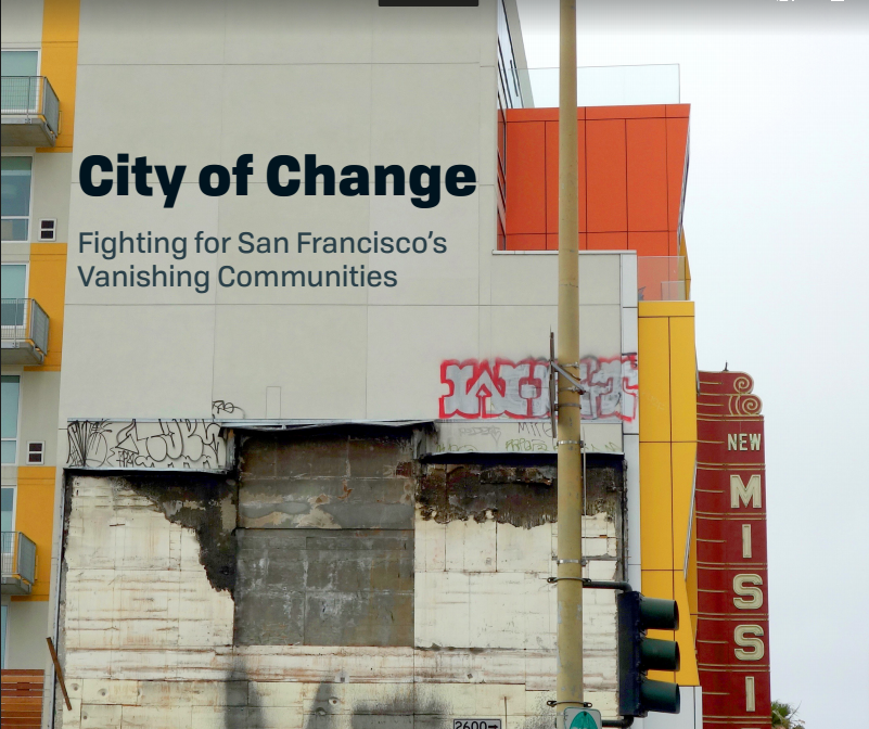 SF city of change