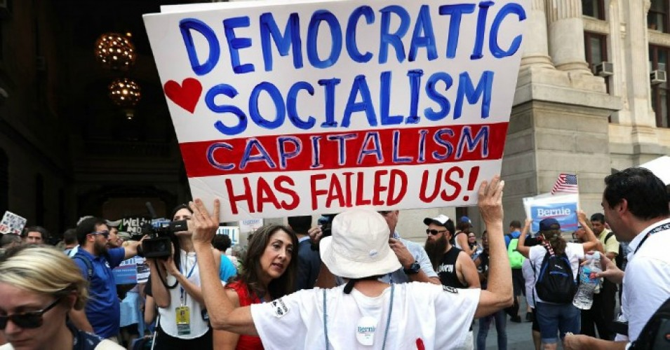 US democratic socialists