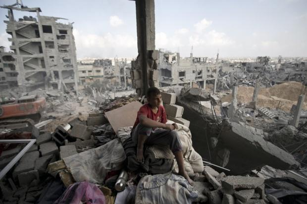 gaza-rubble
