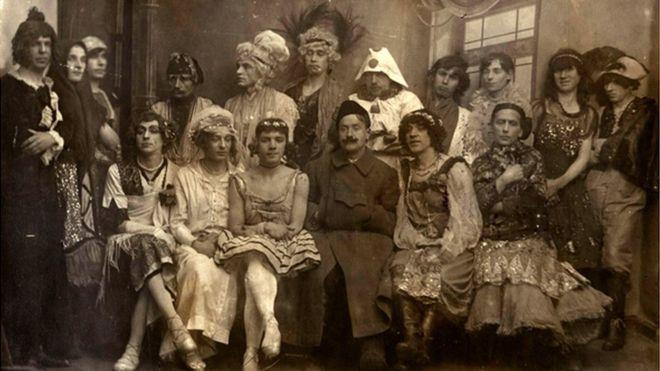 bolshevik gay weddiing