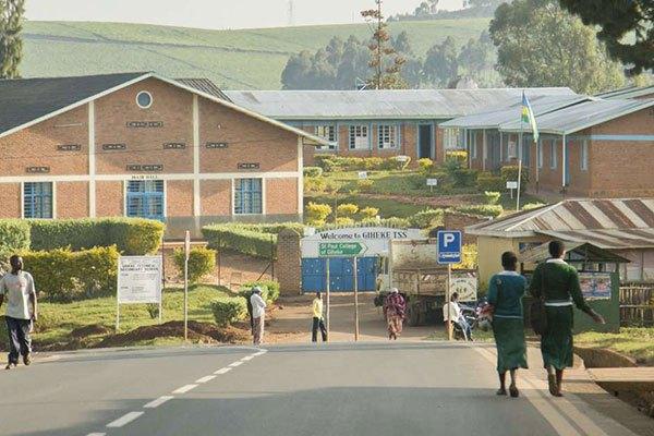 rwandan school