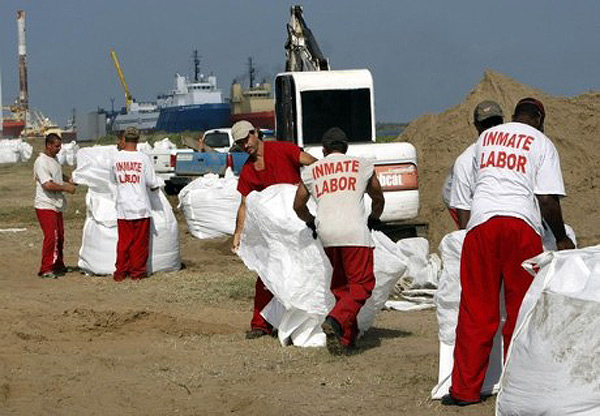 inmate labor
