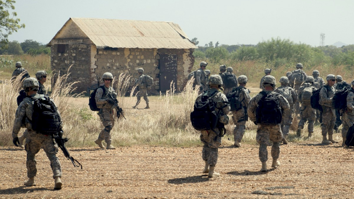 us forces Juba