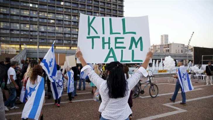 zionist-racism