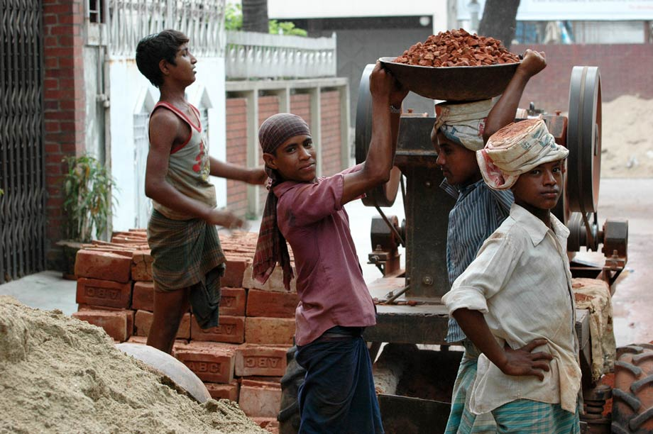 child labor bangladesh