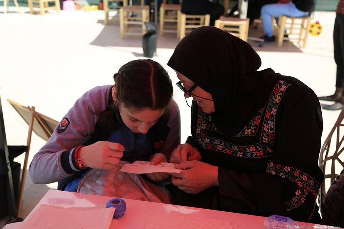 palestine stitch