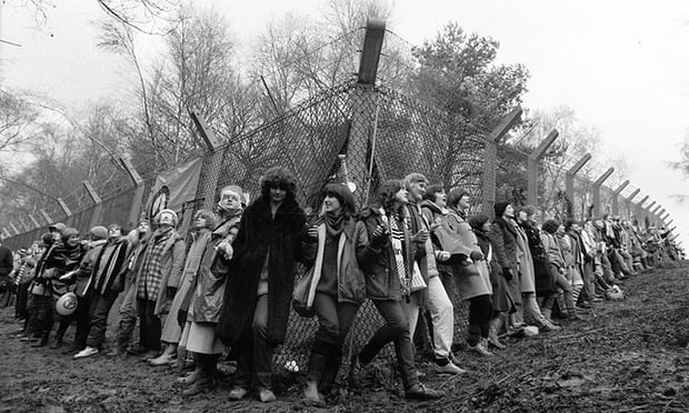 greenham common 1980