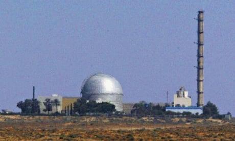 nuclear reactor Damona