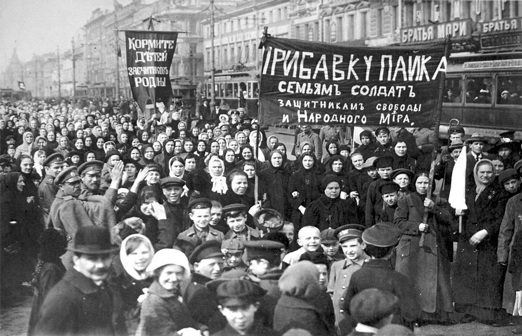 first-day-of-Russian_Revolution