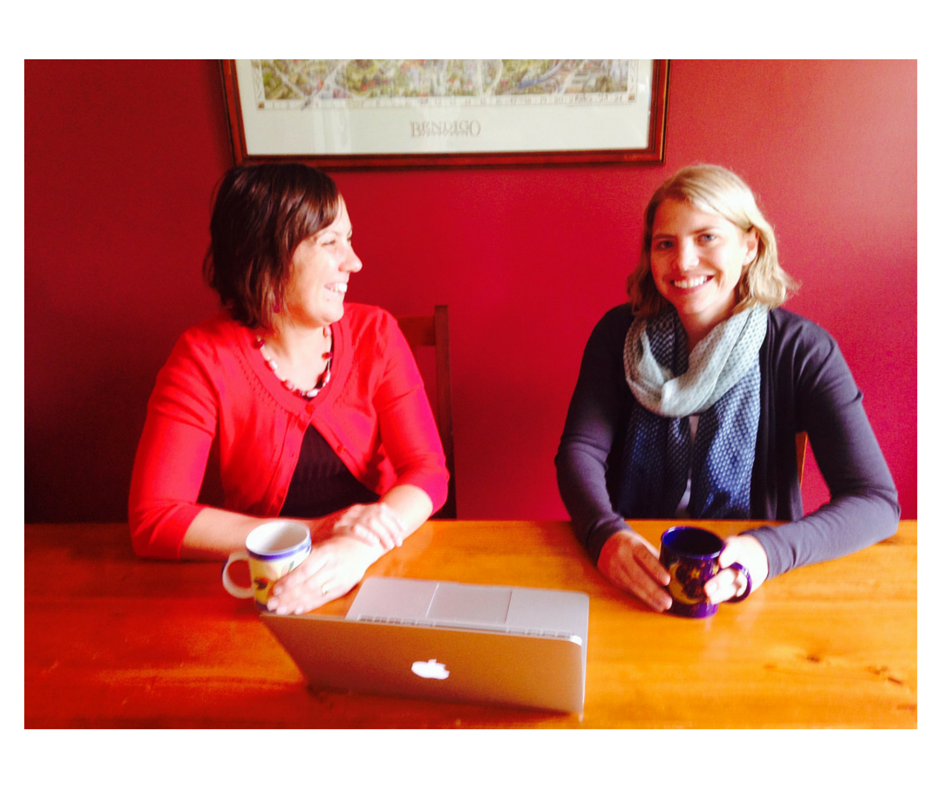 Welcome April Merrick to the Make A Change Team with Karen Corr