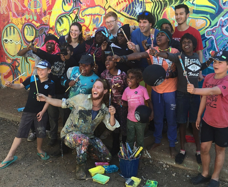 Artsolution empowers communities through creativity