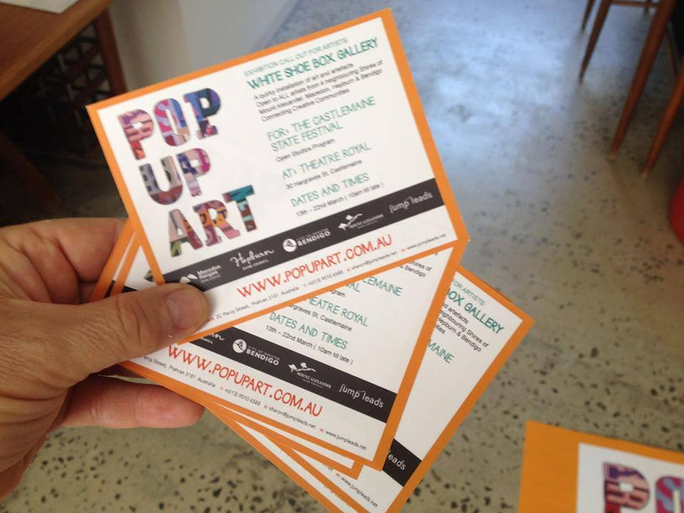 Art Postcards Celebrate Local Visual Artists