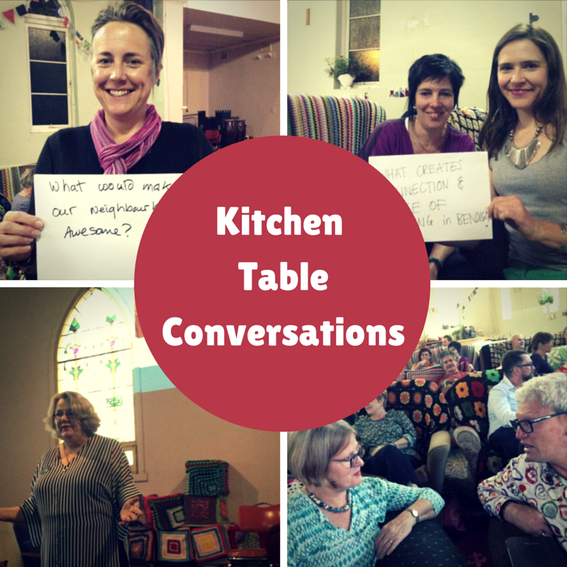 Kitchen Table Conversations Kits