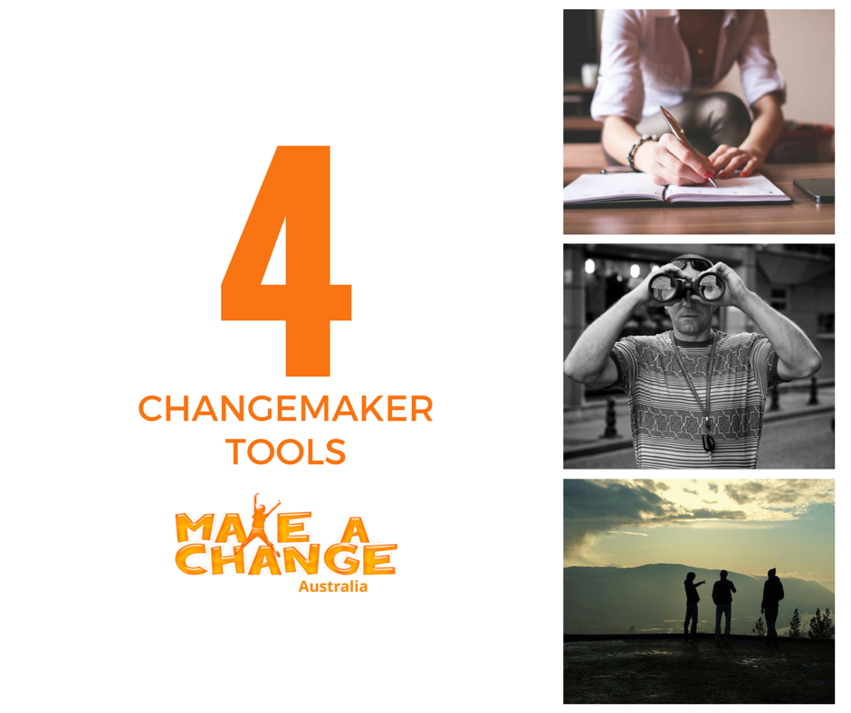 Four changemaker tools