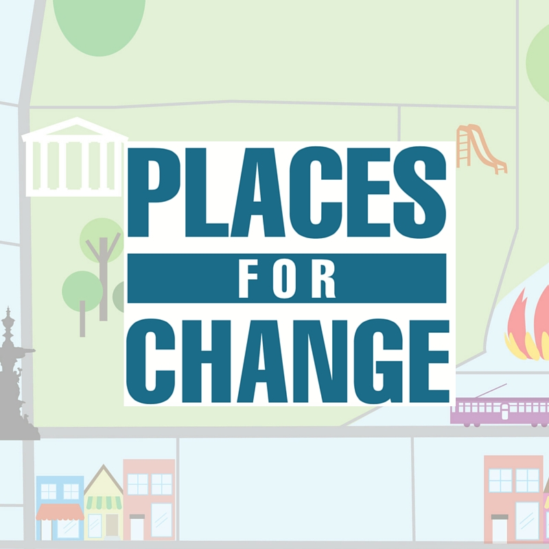 Register for Places for Change