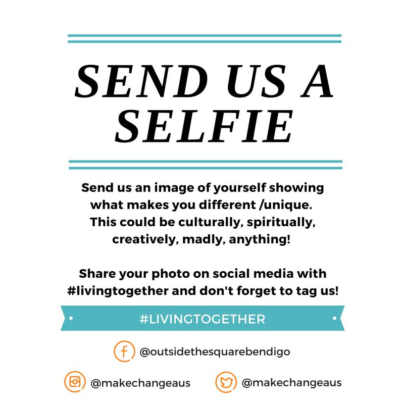 Send us a selfie