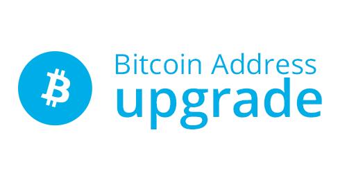 Zebpay Bitcoin Address Upgrade