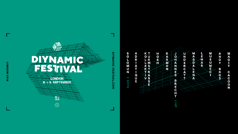 Diynamic Summer Events