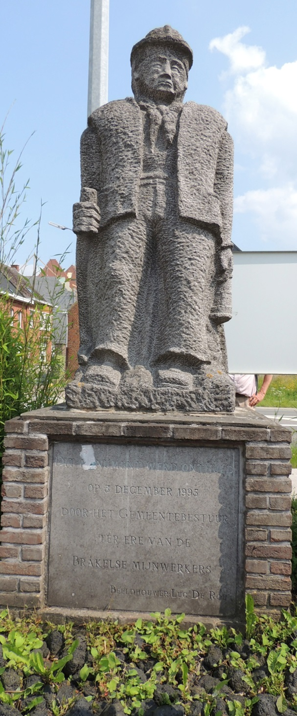 Monument                                                mijnwerkers
