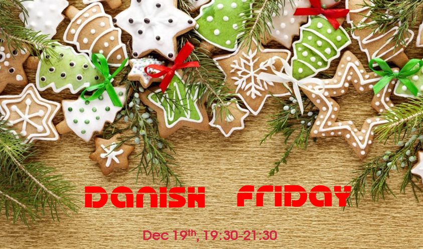 Danish Friday @ Up's Bistro, Shanghai