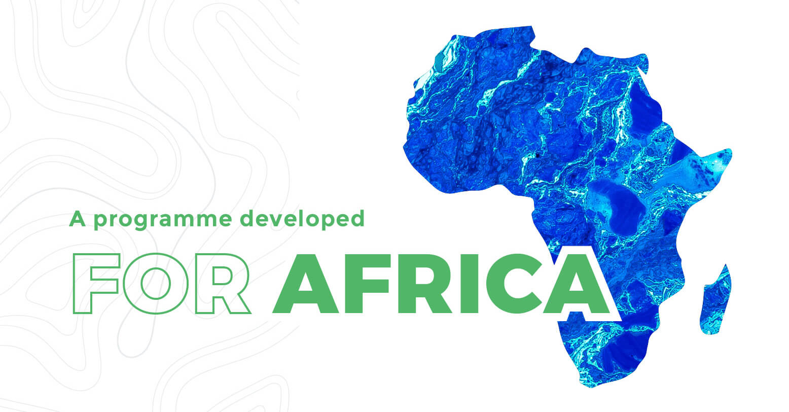 A PROGRAMME DEVELOPED FOR AFRICA