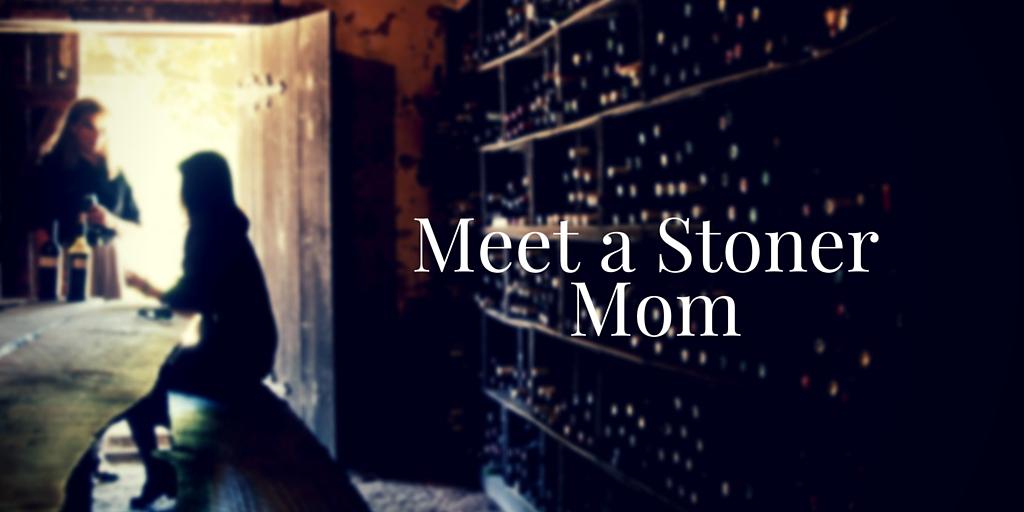 Meet a Stoner Mom: Gena