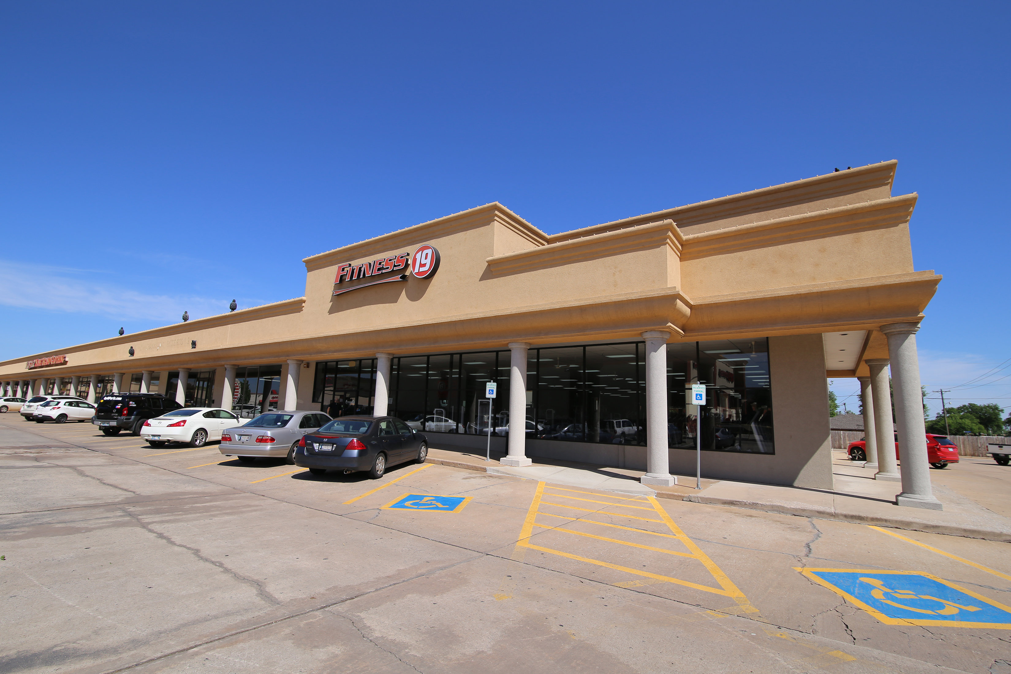 Photo of Casady Square Shopping Center