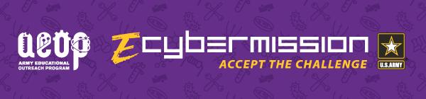 AEOP | eCYBERMISSION logo