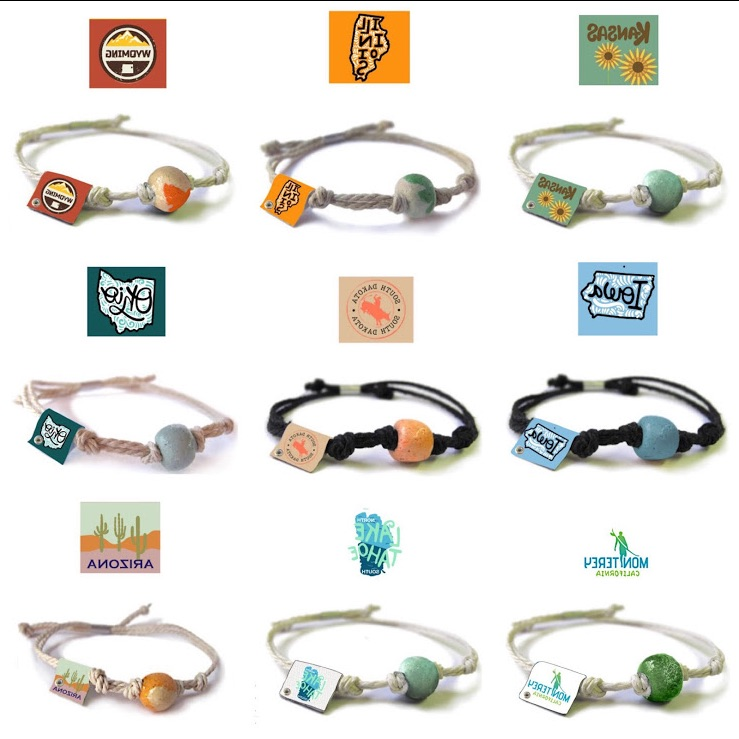 Earth Bands New Arrivals
