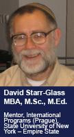 David Starr Glass