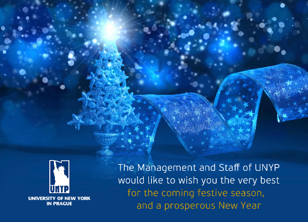 The Management and Staff of UNYP would like to wish you the very best
