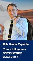M.A. Kevin Capuder