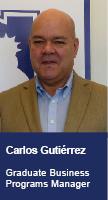 Carlos Gutiérrez