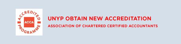 UNYP obtain new accreditation