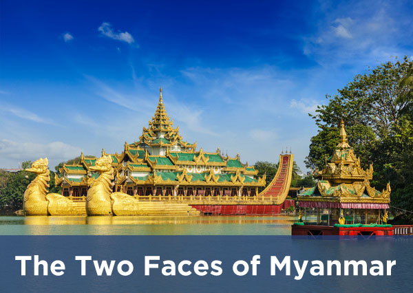 The Two Faces of Myanmar