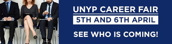 UNYP career fair