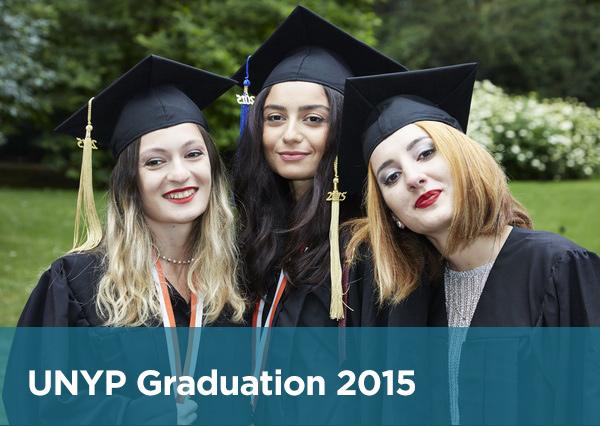 UNYP Graduation 2015