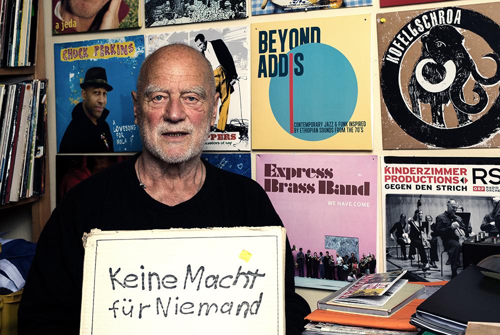 Achim Bergmann - Keine Macht für niemand