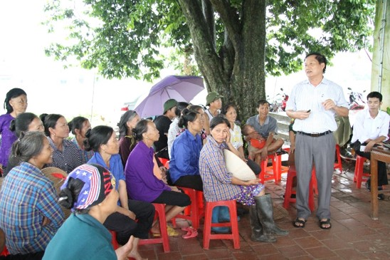 BAC GIANG PROJECTS (AUGUST 2016)