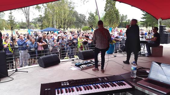 Camphill Music Festival