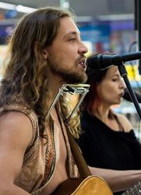 Jean Ras and Tamara Mihal