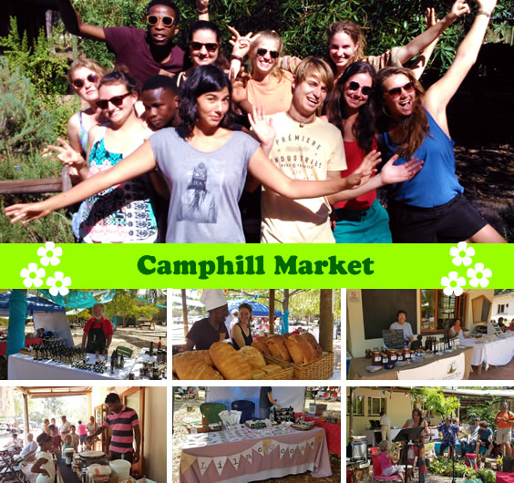 Camphill Village Country Market - May 2016