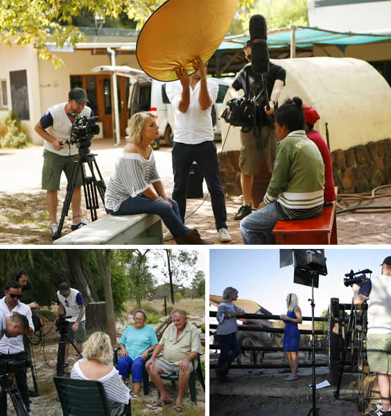 Camphill to feature on Kwela – Kyknet TV