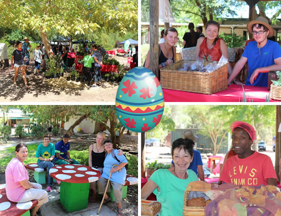 Easter Market at Camphill Village