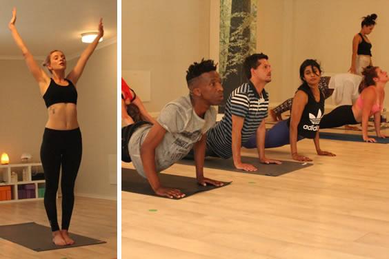 Camphill yogathon