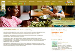 New Camphill website