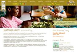 New Camphill website